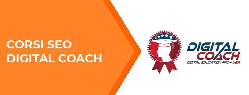 corsi seo digital coach