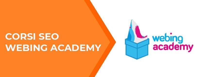 corsi seo webing academy
