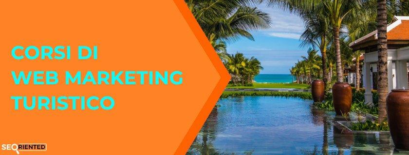corso web marketing turistico