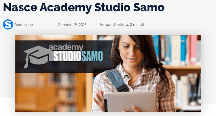 academy studio samo