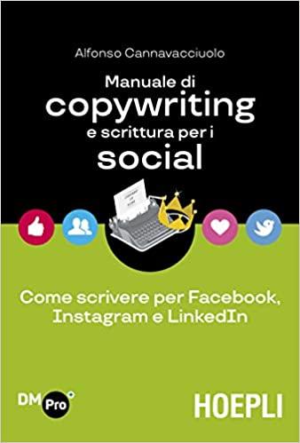 copywriting scrittura social libro
