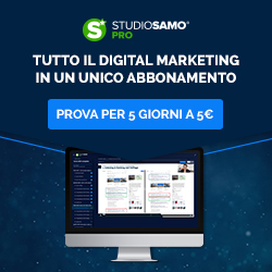 studio samo corsi web marketing