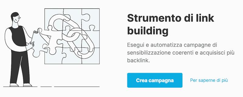 semrush link building