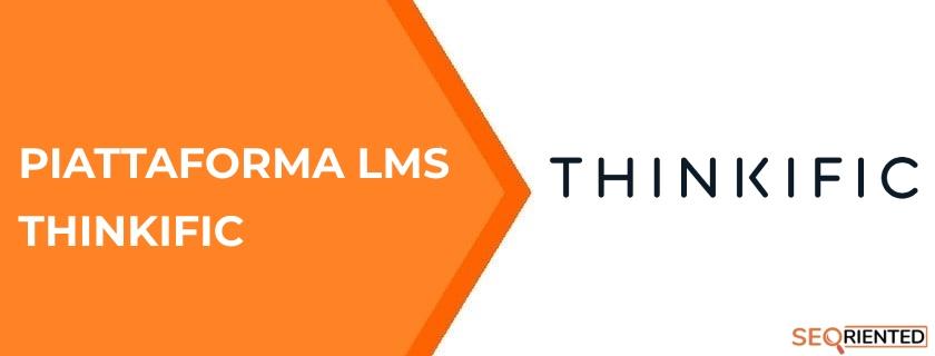 thinkific piattaforma corsi lms