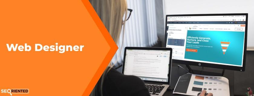 web designer business online