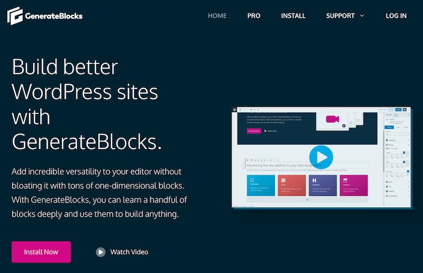 generateblocks