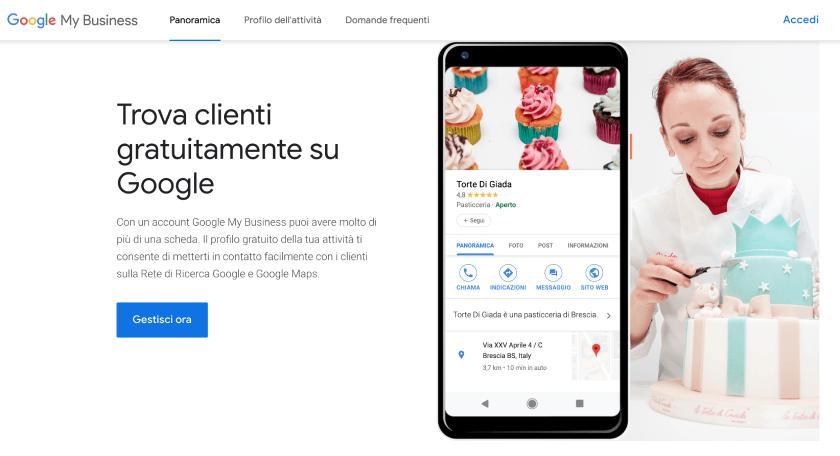 google my business seo tool