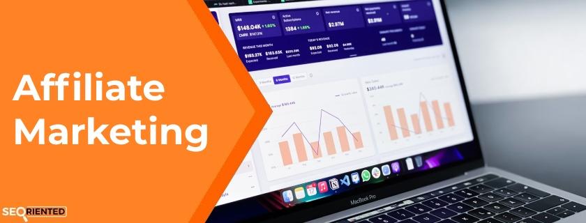 affiliate marketing business online
